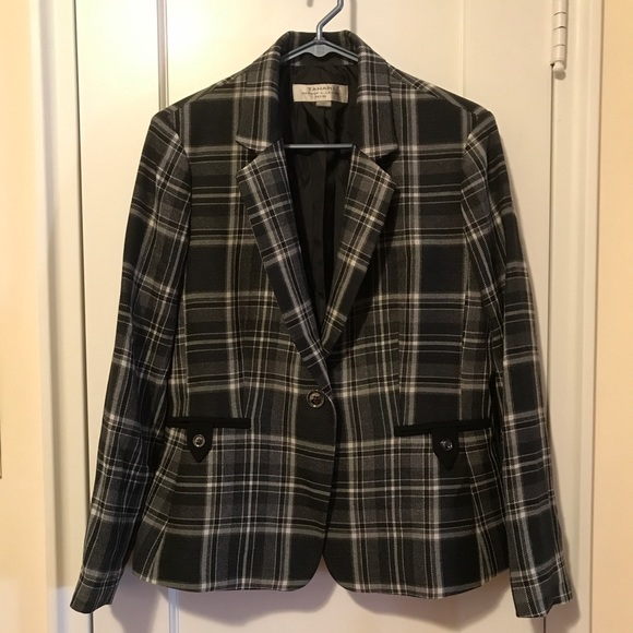 Tahari Jackets & Blazers - Tahari tweed blazer 12p - NWT - never worn!